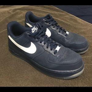 Nike Air Force One (Custom) size 12.5